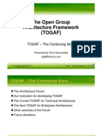 TOGAF - presentatie