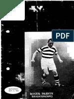 Soccer News 1952 October 4