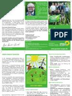 Wahlprogramm der Engeraner Grünen (kurz)