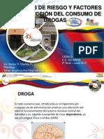 Charla de Prevención FACTORES DE RIESGO