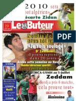 LE BUTEUR PDF du 19/08/2009