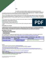 Cpt Cat2 Codes Alpha Listing Clinical Topics