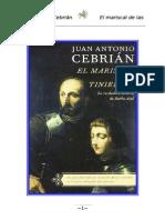 Cebrian, Juan Antonio - El Mariscal de Las Tinieblas