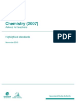 Snr Chemistry 07 Syll Standards