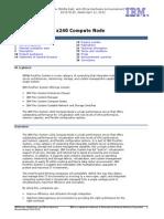 IBM Flex System x240 Compute Node