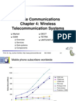 C04-Wireless Telecommunication Systems