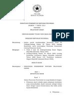PP no 7 tahun 2011.pdf