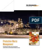 Production Waste Mgmt