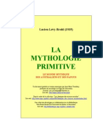 Lucien Lévy-Bruhl (1935) - La Mythologie Primitive