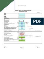 Pressure Safety Valve Sizing Calculation Rev.01 APU