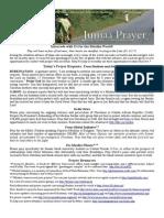 Jumaa Prayer 29 November 2013