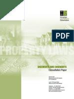 Property Easements