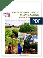 Greenwood Management Annual Report - Acacia Mangium 2012