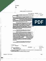 T7 B10 FBI 302s Olsen Fdr- 302s Re Larry Wansley 371