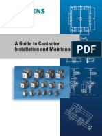 A Guide to Contactor Installation and Maintenance