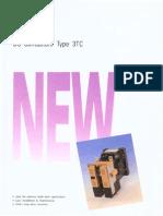 DC Contactors Type 3TC