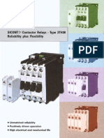 Sicont Plus Contactor Relays Type 3TH 30