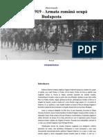eBook Armata Romana La Budapesta