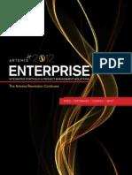 Artemis 2012 Enterprise Edition Brochure