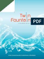 TwinFountains Brochure