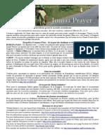 Jumaa Prayer 29 Novembre 2013