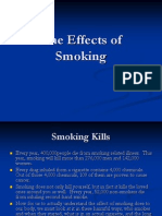 Effects of Smoking