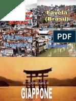 Baraccati in Giappone