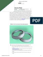 4 Ways to Chrome Plate - WikiHow