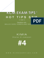 CHEMISTRY SPM KCM