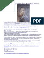 Sfânta Maria (Mariam sau Miriam in ebraica)  bunica Maicii Domnului