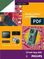 Amplificatoare Audio Philips