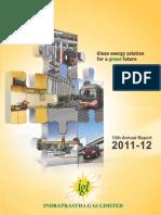 Annual Report 2011 2012 Igl