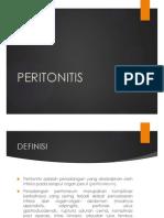 Peritonitis Slide