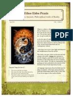 Ethos Eidos Praxis vol 1