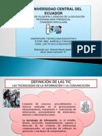 Diapositivas en La Educacion