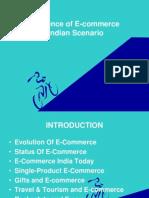 Emergence of E Commerce Slides