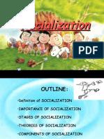 Socialization Ok!