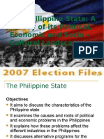 The Philippine State