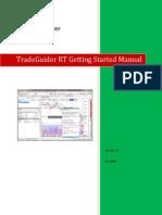 Getting TradeGuiner Manual