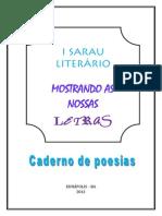 Caderno de Poesias