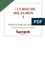 UCDM 3 Manual Para El Maestro