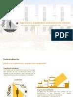 Ergonom a y Arquitectura Ambiental en La Vivienda