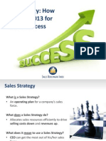 salesstrategy-2013success-130121164915-phpapp02
