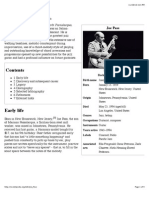 Joe Pass - Wikipedia, The Free Encyclopedia