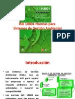 Presentacion Sistemas de Gestion Ambiental