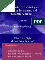 Global Marketing Keegan Chapter 9