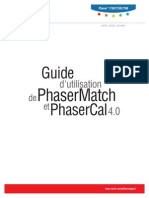 Phasermatch User Guide Book Fr