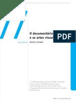 O documentário e as artes visuais_Beatriz Furtado