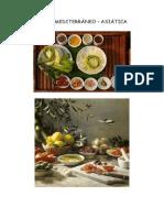 Dieta mediterráneo-asiática