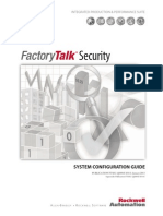 FactoryTalk Security